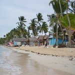Petites boutiques dominicaines près de l'hôtel