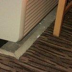 Poor Flooring