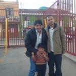 Photo with Ruben