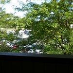Veiw from balcony