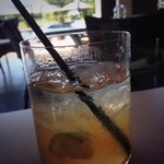 Hendrick's Gin & Ginger Tonic