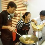 Cooking Sticky rice
