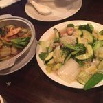 Hotpot vs Mixed Veggies