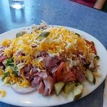 Cobb salad -mother of all salads!