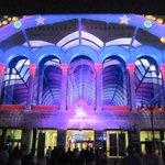 Atlantic City Boardwalk 3-D light Show