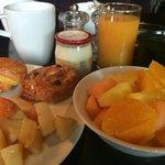 Le First - breakfast buffet