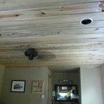 Beetle Kill ceilings