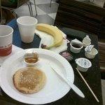 desayuno abundante