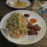 Hungry Fried Rice with Pork Belly