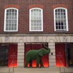 Entrance off Fleet Street