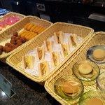 Desserts spread