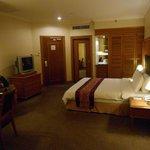 Hotel Room, very nice.