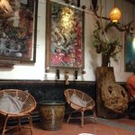 inside Baboon House