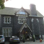 Front of Sawrey House Hotel