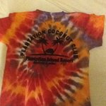 Kids Club - Tie Dyed T-Shirt