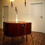 Apartment Grossling I - Living room