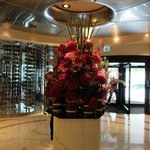 Lobby Floral Decoration