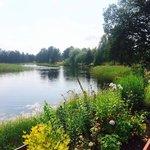 En fantastisk dag på Carl Larsson-gården