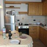 La cucina prima della cena
