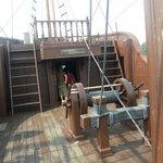 Captain cabin