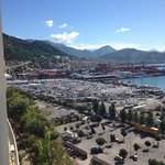 view from room of Salerno