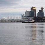 Vancouver Convention Centre View