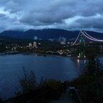 Lion Gate Bridge View