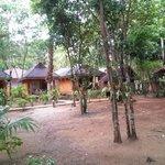 Bungalows - Lanta pearl beach resort