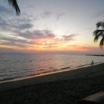 Sunset at Sheraton Fiji Resort