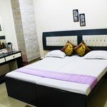 Super dlx room with kingsize bed