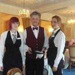 freindly staff