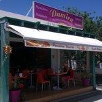 Damien Panaderia, Pasteleria, Cafeteria, Heladeria
