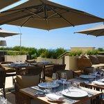 Terrasse du Restaurant N°1 by Georges