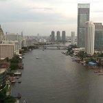 une vue sur la rivière