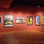 Automobile art gallery