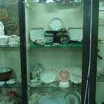 Selection of Railroad dinnerware