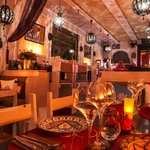 Restaurant l'Adresse Marocaine - Saint Tropez