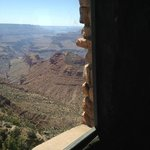 Viewing the Grand Canyon through the Watchtower