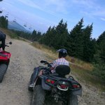 Going with motors around the mountain