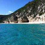 Costa da Cala Gonone direzione Arbatax