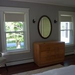 Birch - The spacious room has views on two sides