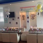 let us decorate and bring in goodies, very flexible and supportive staff