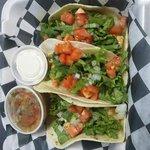 Wahoo Tacos
