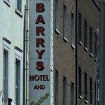 Barrys hotel, Dublino