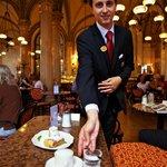 Café Central waiter