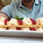Un dessert du jour