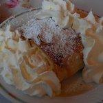 Torta de creme da Hofbrauhaus