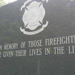 Connecticut Fallen Firefighters Memorial
