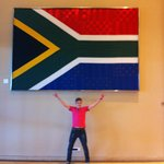 Wave your flag! Proudly South African