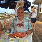 Lobster Stuffed excellent :-)